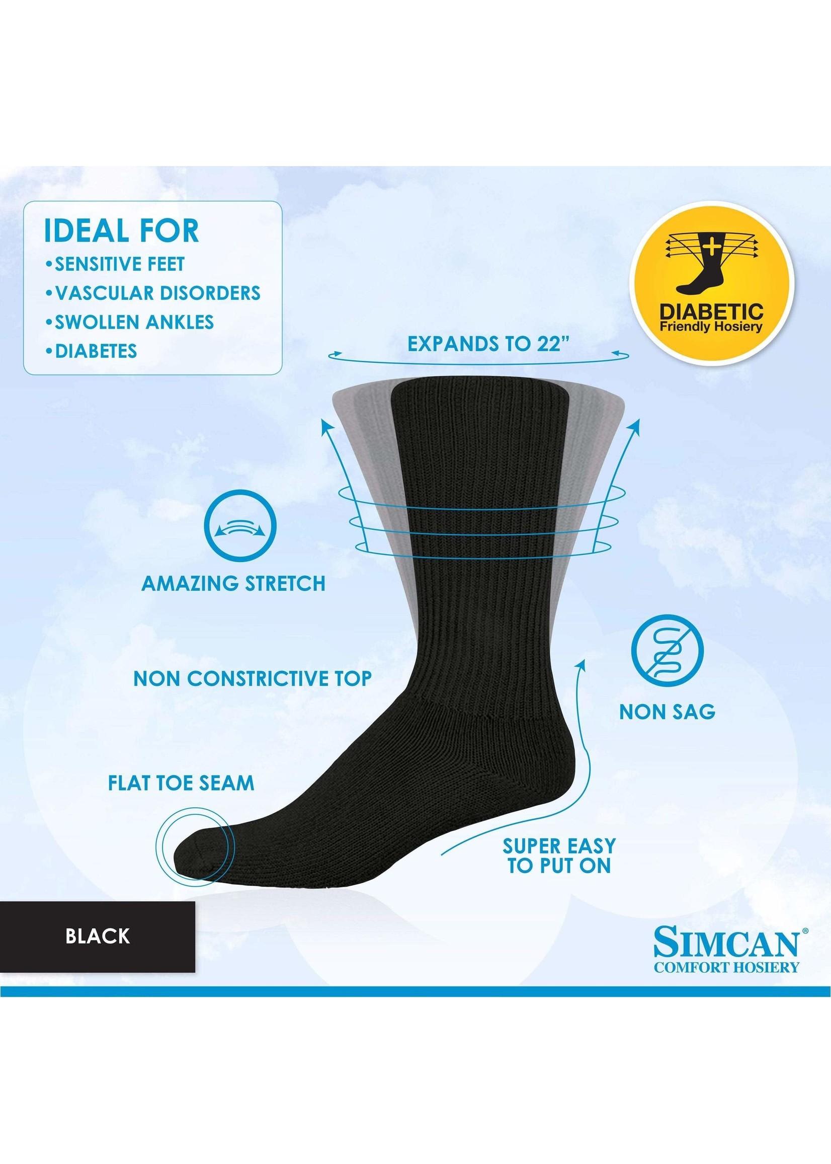 """Simcan Socks The """"Comfort Sock"""" by Simcan Socks"""