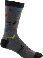 Darn Tough Darn Tough Socks - McFly Crew Lt Wht (6031)