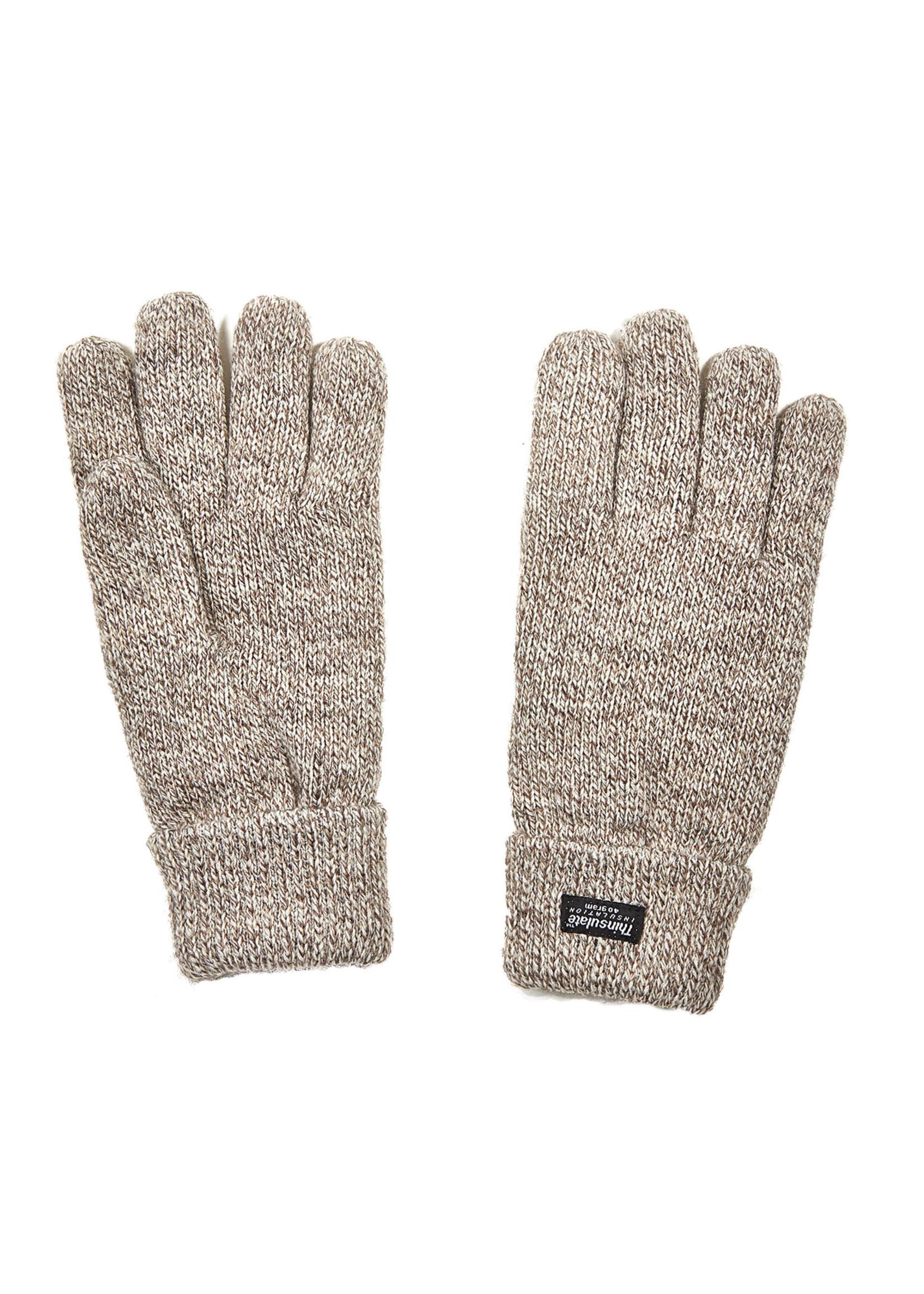Stetson Marquette Thinsulate Winter Gloves