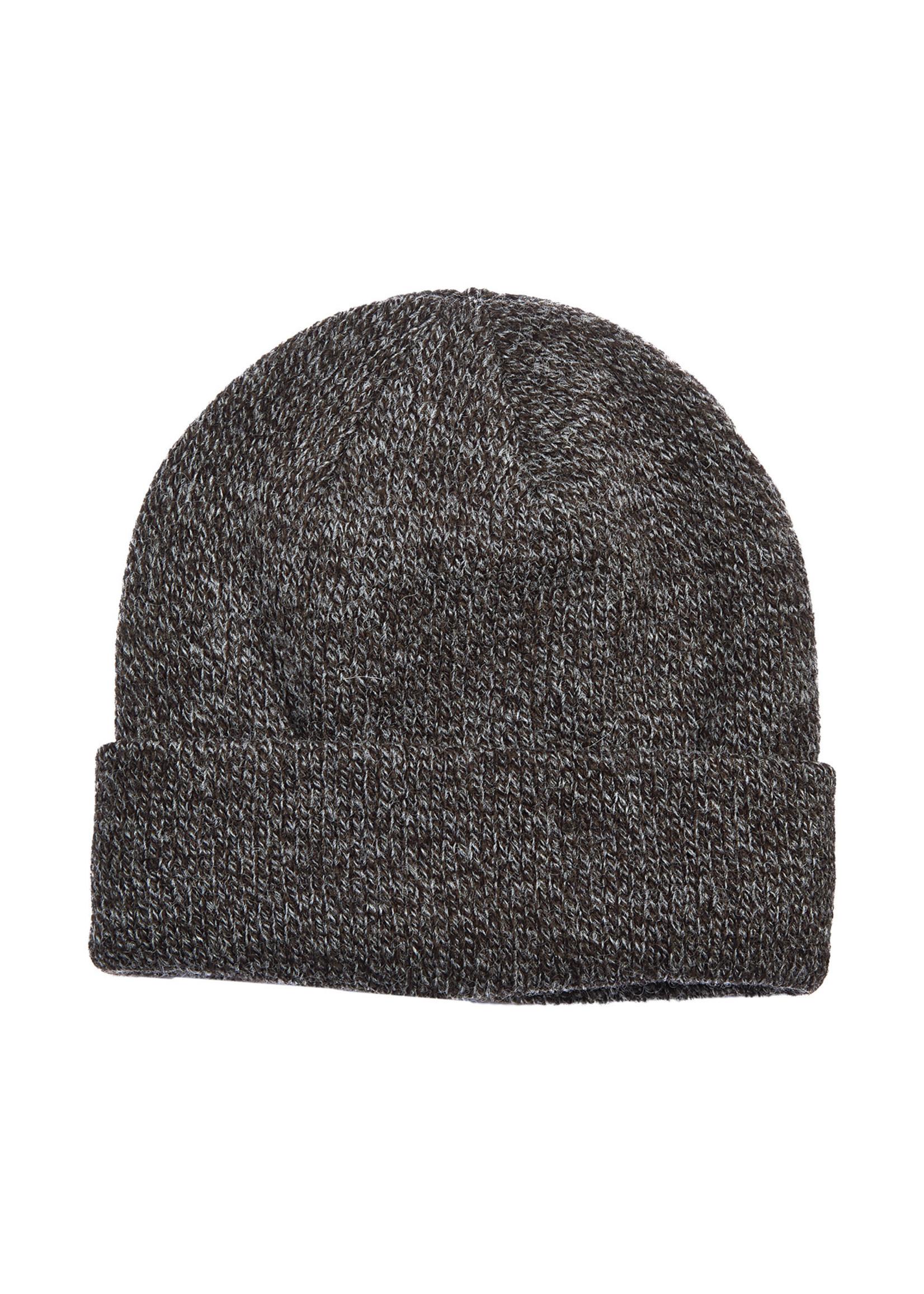 Stetson Ragg Winter Fleece Lined  Wool Cuff Cap