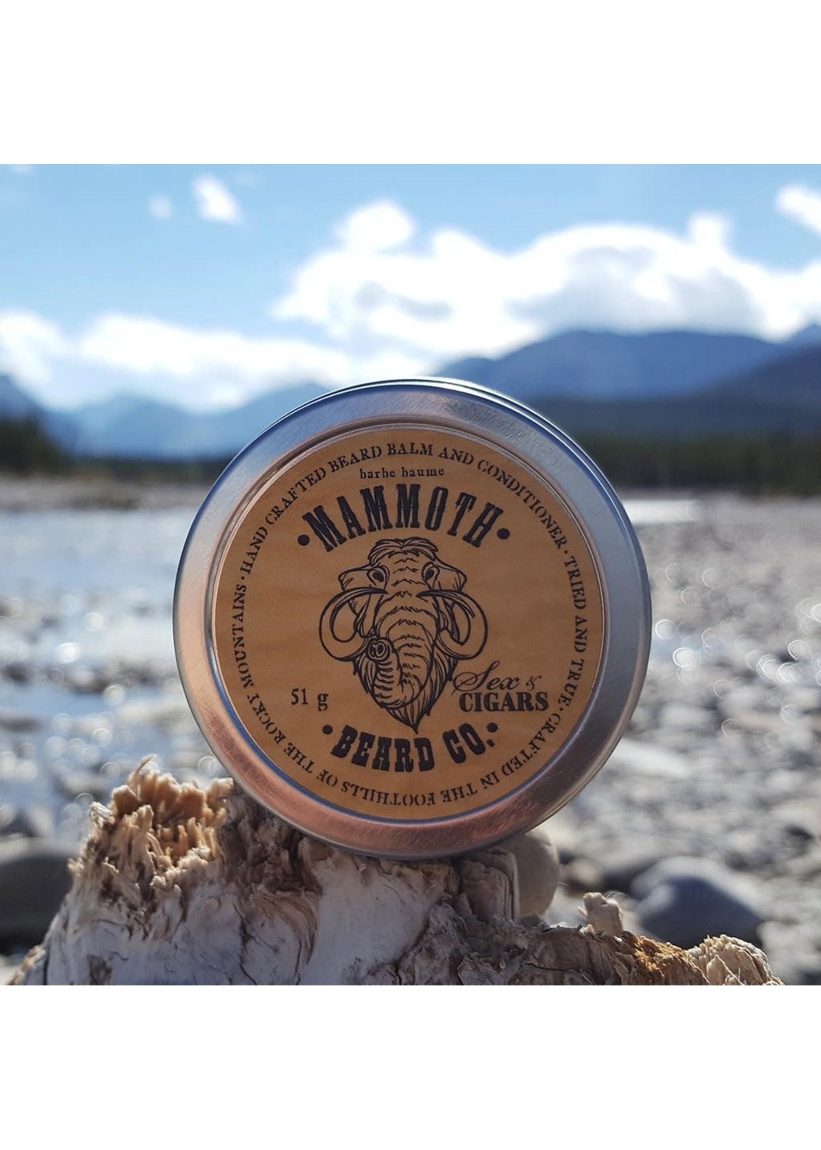 Mammoth Beard Co. Beard Balm & Conditioner