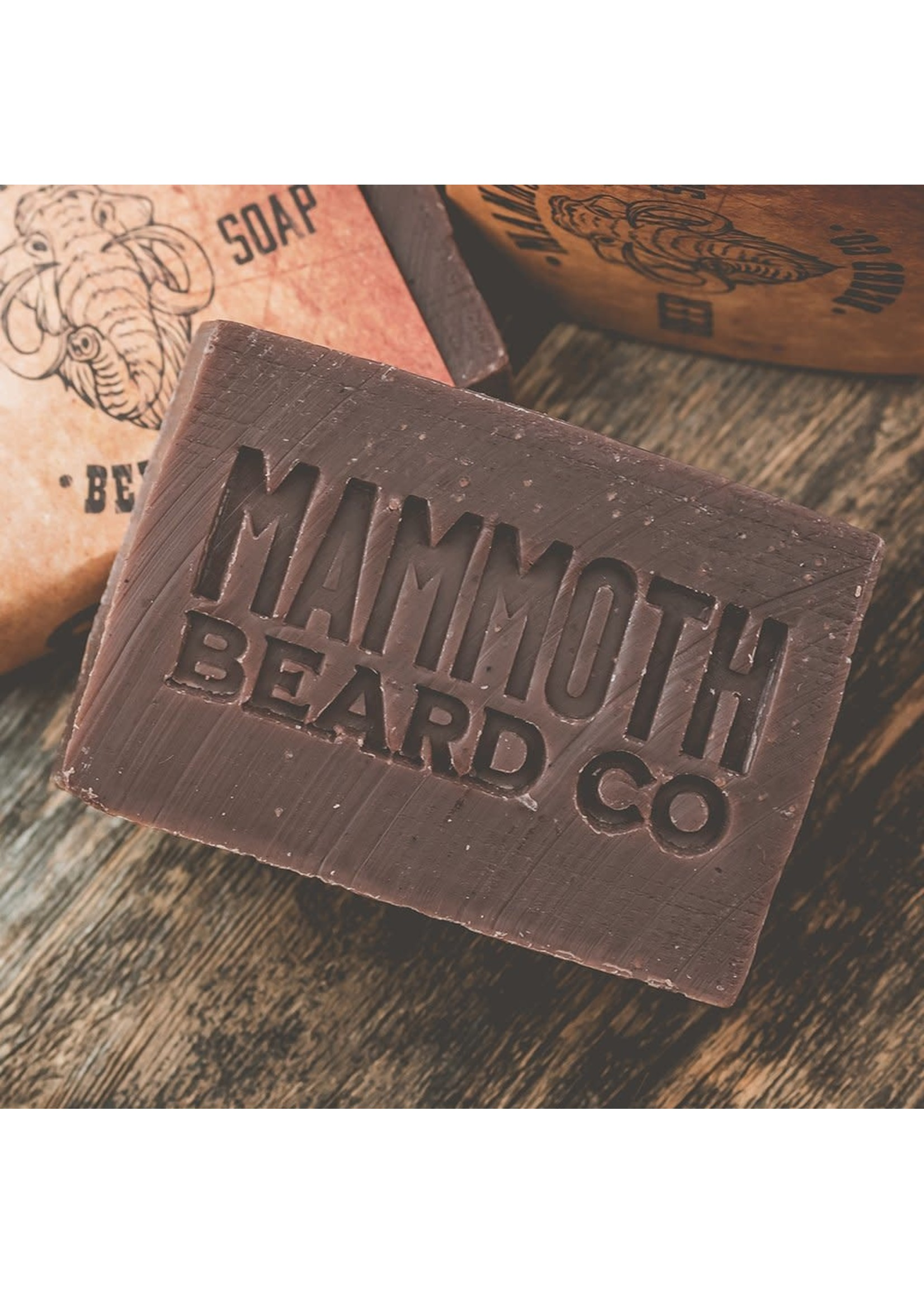 Mammoth Beard Co. Big Rock Beer Beard and Body Soap