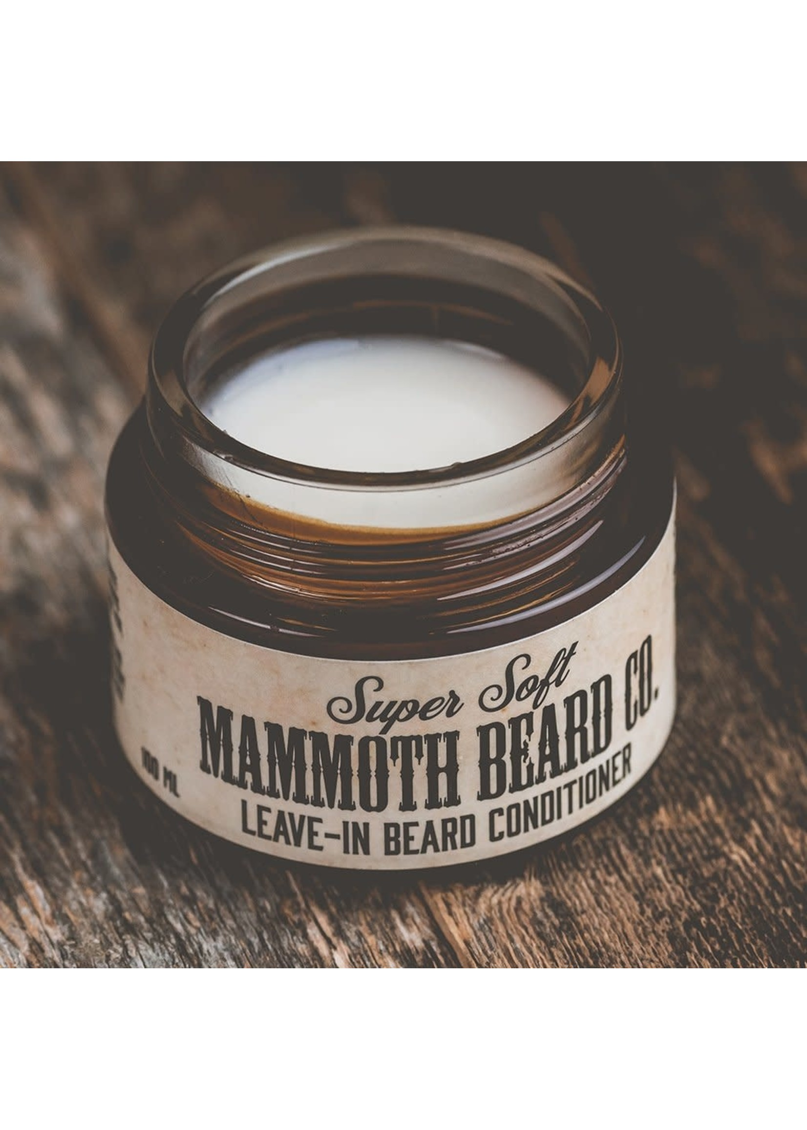 Mammoth Beard Co. Super Soft Leave-In Conditioner