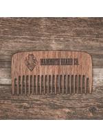 Mammoth Beard Co. Mammoth Beard Co. Walnut Comb
