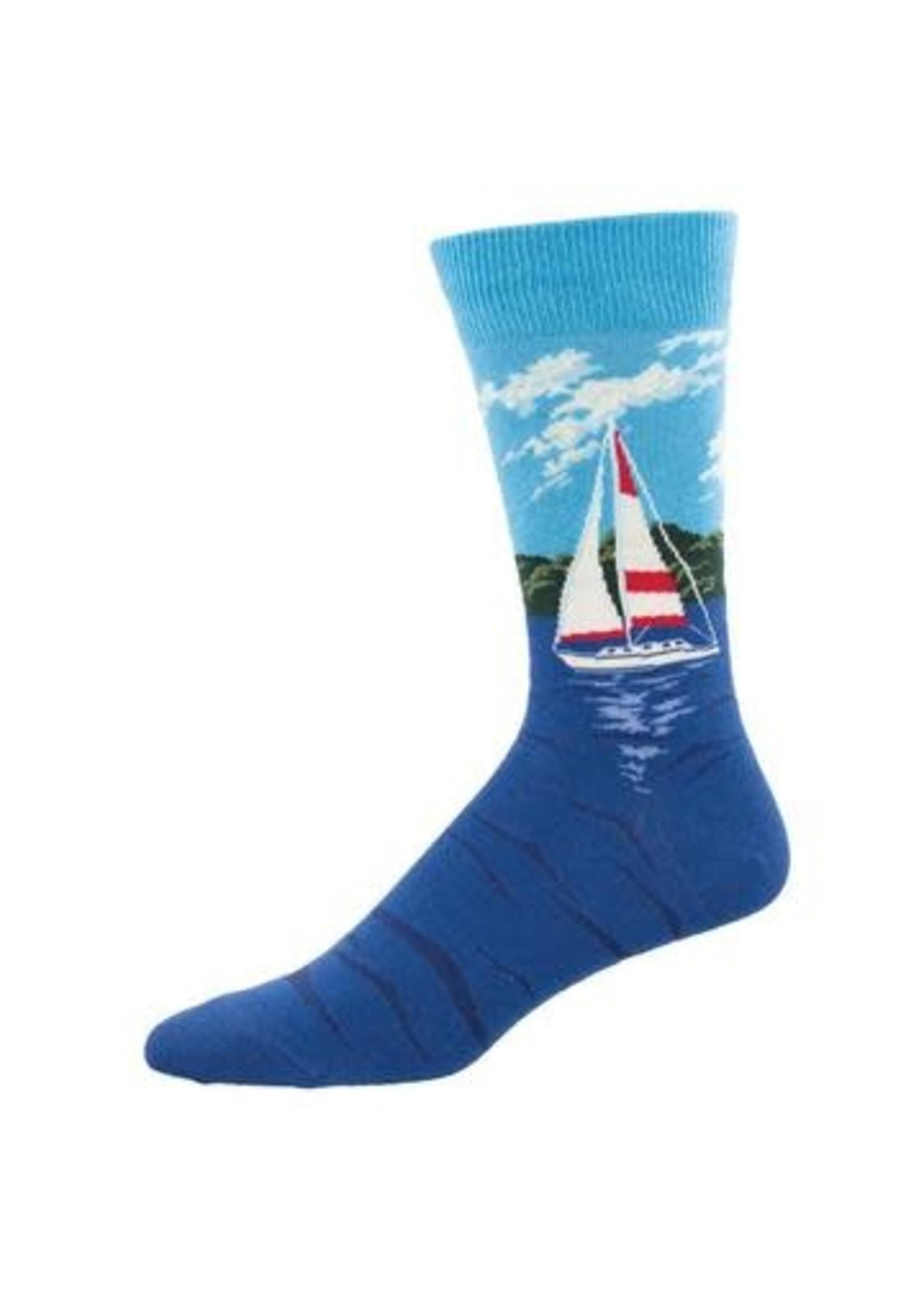 """Socksmith Canada Inc """" Sailing By"""" by Sockmith Canada"""