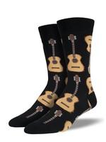 Socksmith Canada Inc Socksmith Canada - Graphic Cotton Crew - Guitars King
