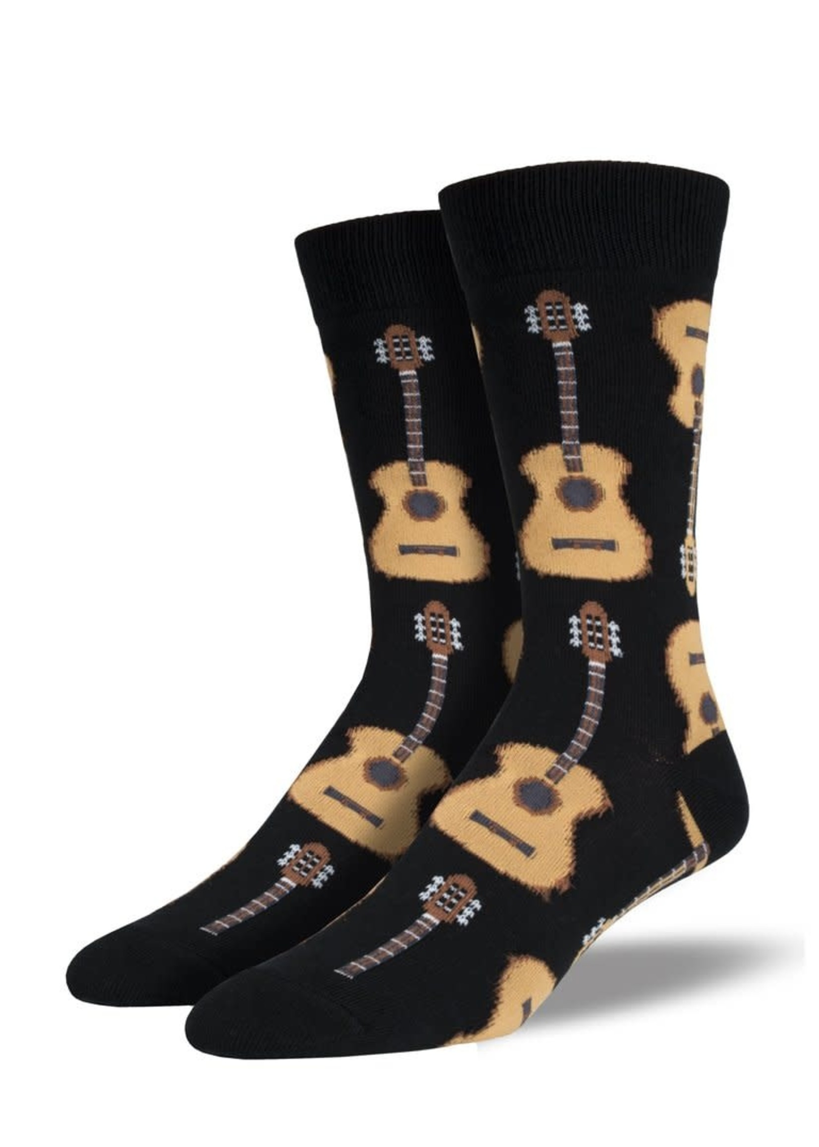"Socksmith Canada Inc ""Guitars"" King by Socksmith"