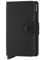Secrid Secrid - Miniwallet Perforated (BLK)