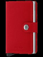 Secrid Secrid - Miniwallet - Crisple - Red
