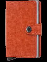 Secrid Secrid - Miniwallet - Crisple - Orange
