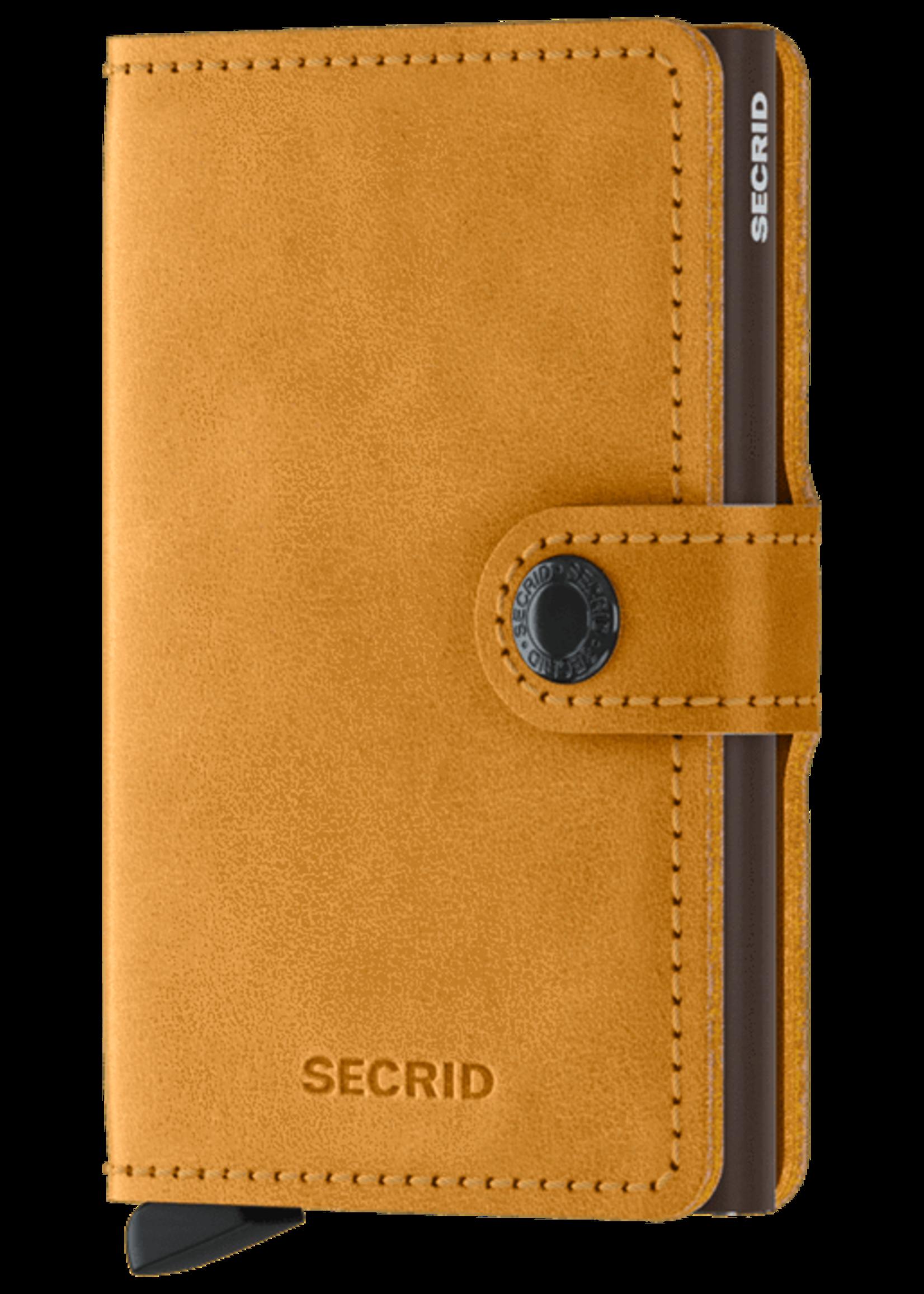 "Secrid The ""Vintage"" Miniwallet by Secrid"