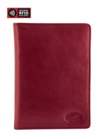 Mancini Mancini Wallets - Leather Deluxe Passport Wallet (52171)