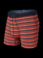 SAXX SAXX - Quest Boxer Brief - Red Solar Stripe (SXBB70FSRS)