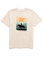 Life Is Good Life Is Good - Crusher Tee - Sunset Rider (71694)