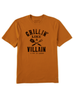 Life Is Good Life Is Good - Crusher Tee - Villain Grillin' (71695)