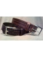 Europa Dezines Europa Dezines - Embossed Leather Belt (5200)