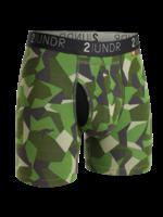 2UNDR 2UNDR - Swing Shift - Green Camo