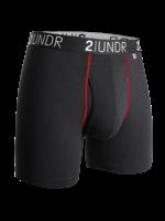 2UNDR 2UNDR - Swing Shift - Black / Red