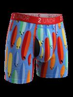 2UNDR 2UNDR - Swing Shift - Surf Shop