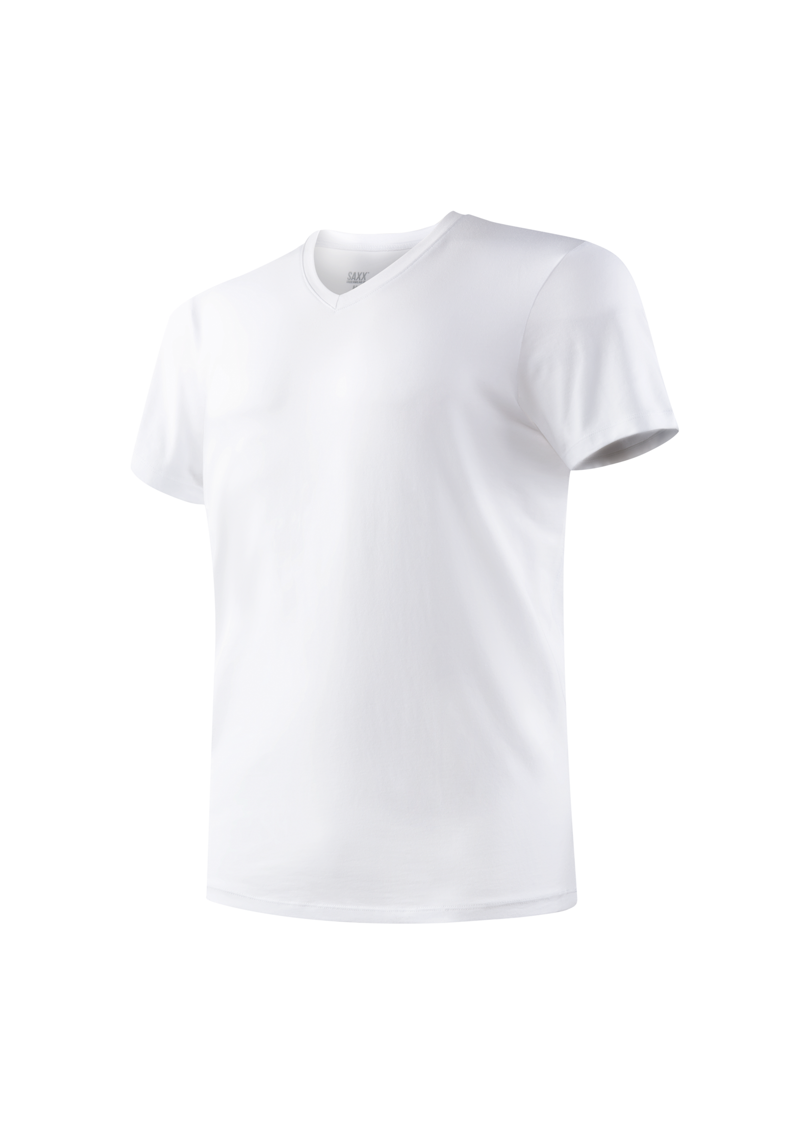 SAXX SAXX's Short Sleeve V-Neck Undershirt