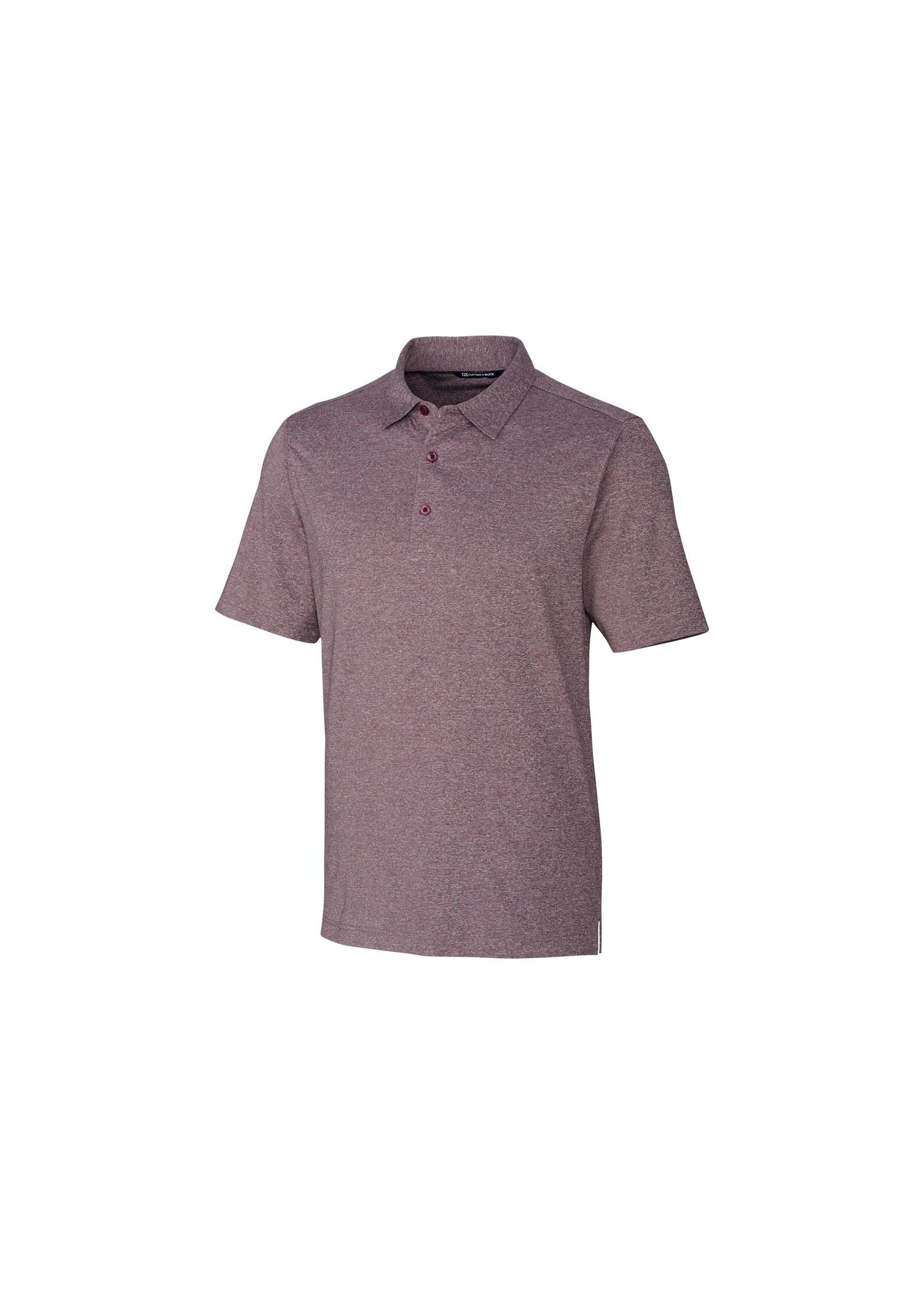 Cutter & Buck The Forge Heathered Stretch Polo by Cutter & Buck