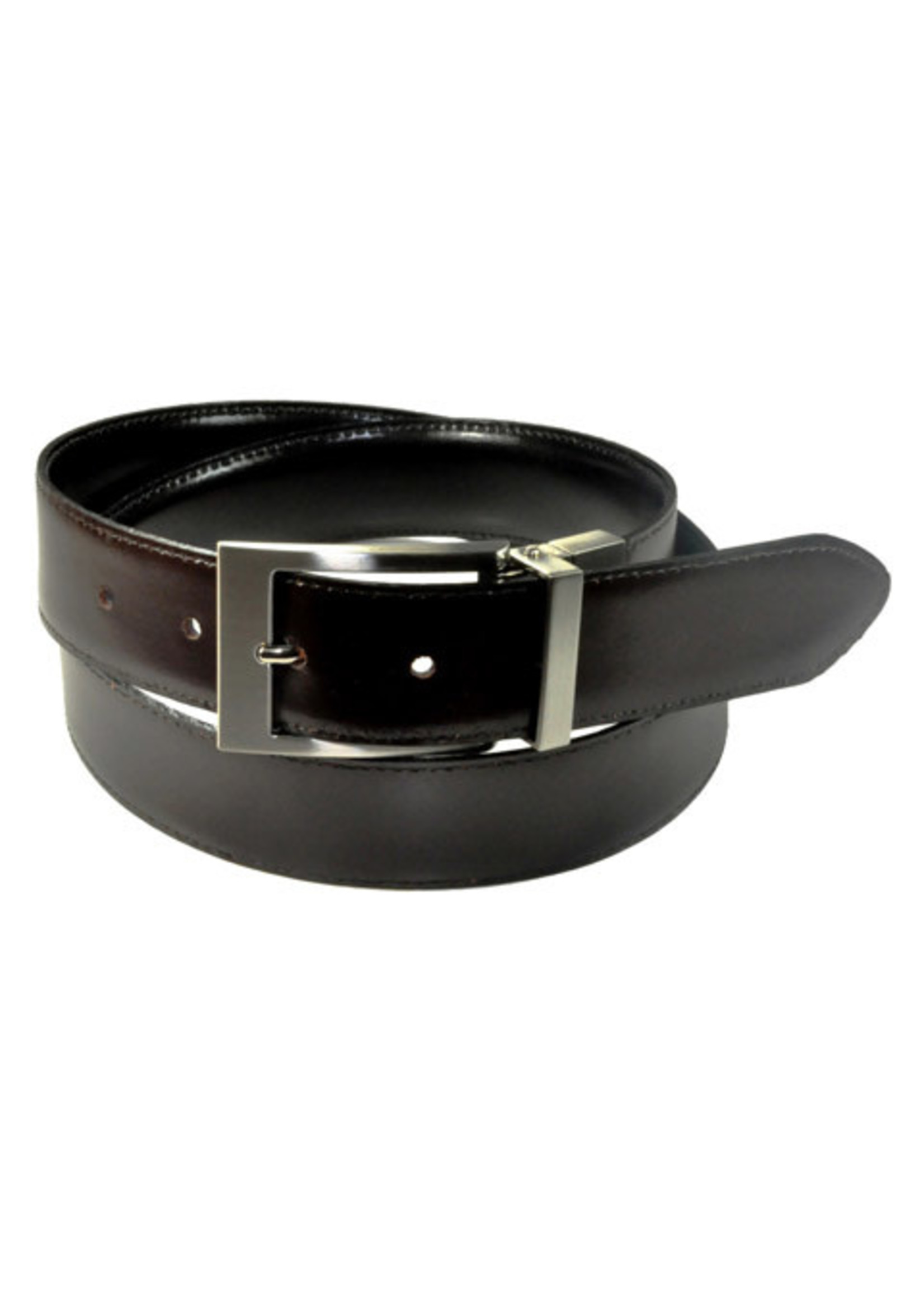 Bench Craft Leather Bench Craft's  Reversible Leather Dress Belt (3579)