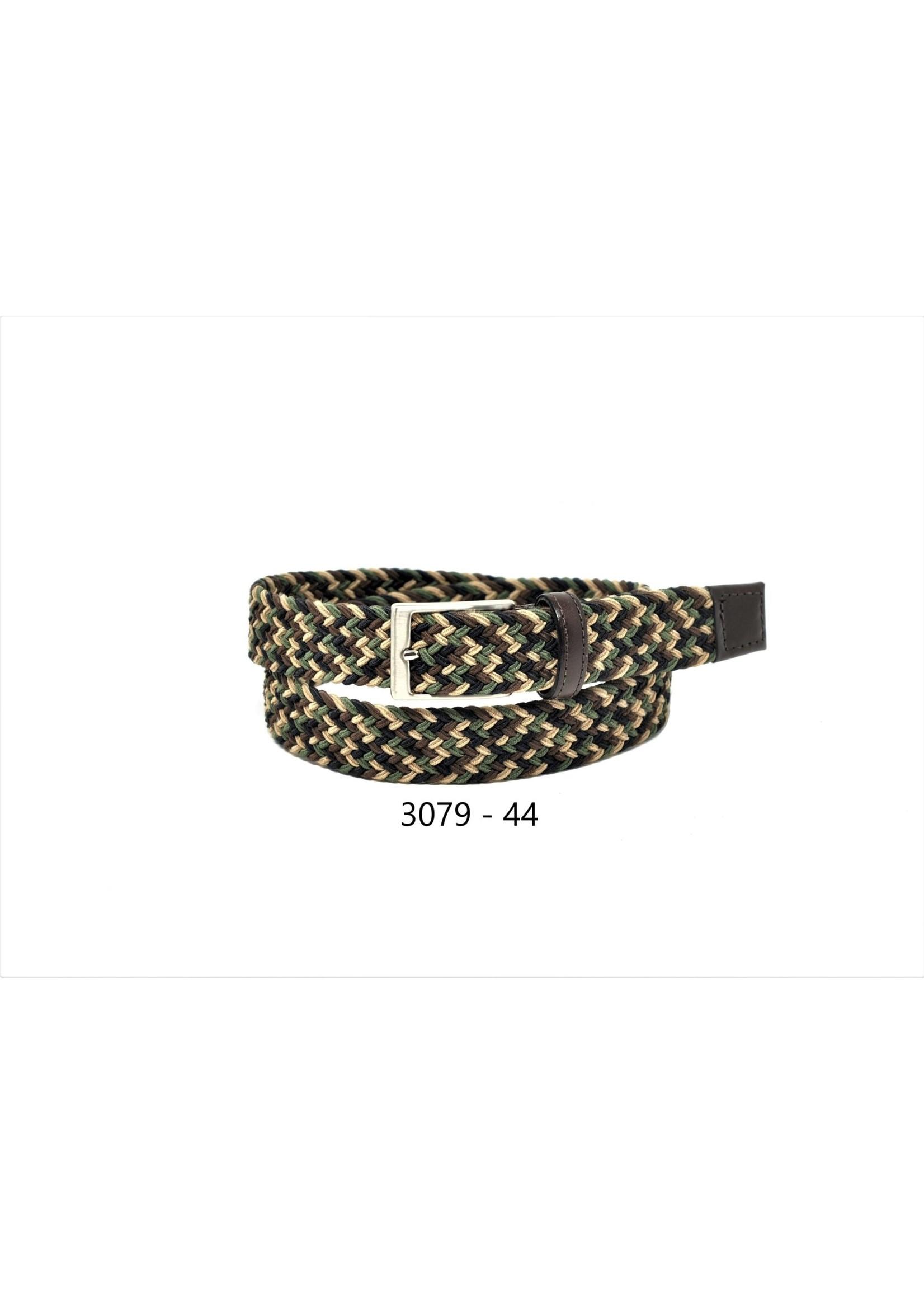 Bench Craft Leather Bench Craft's Braided Stretch Belt (3079)