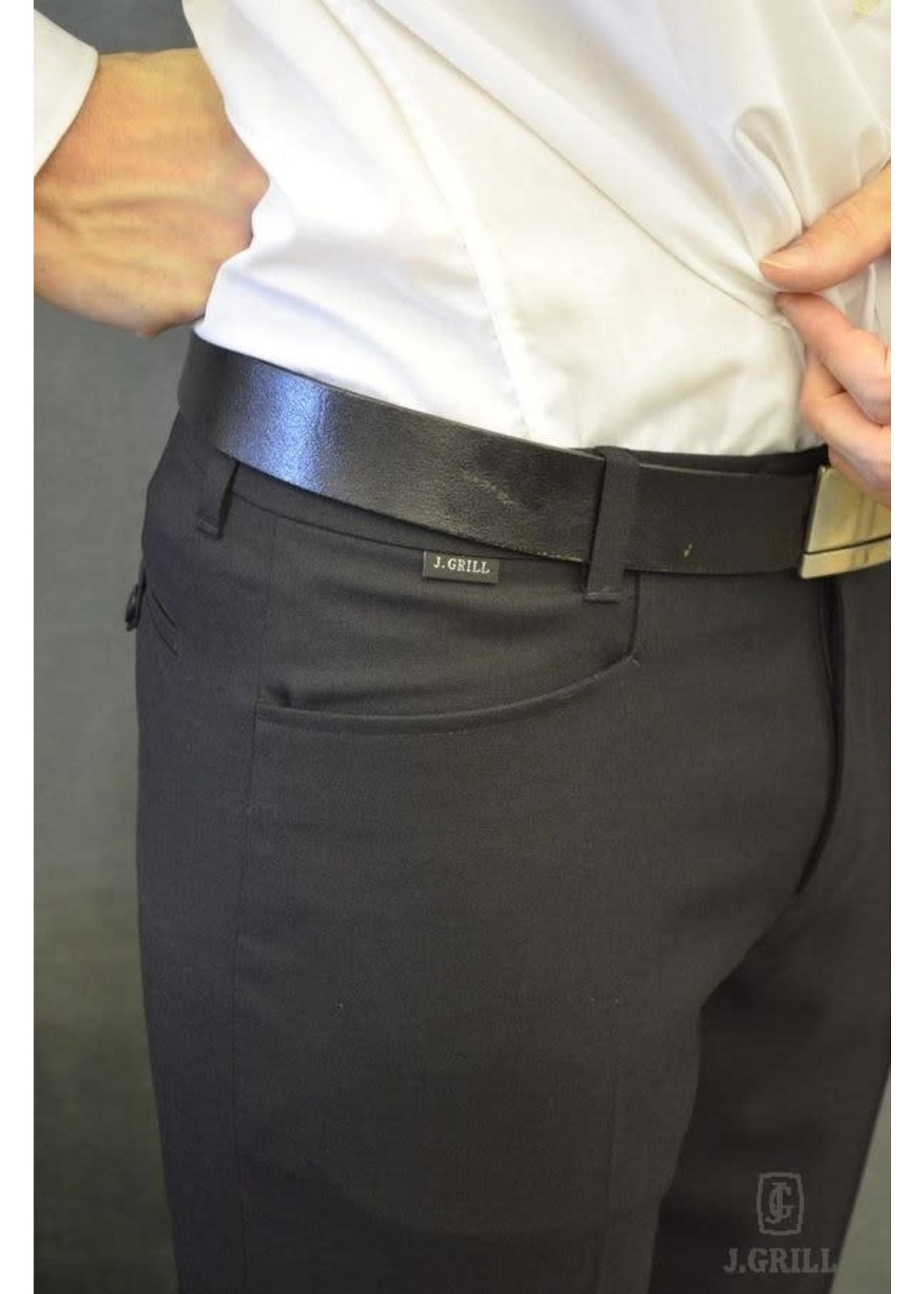 J Grill J.GRILL Trousers – Daniel Style (Full Top Pocket)