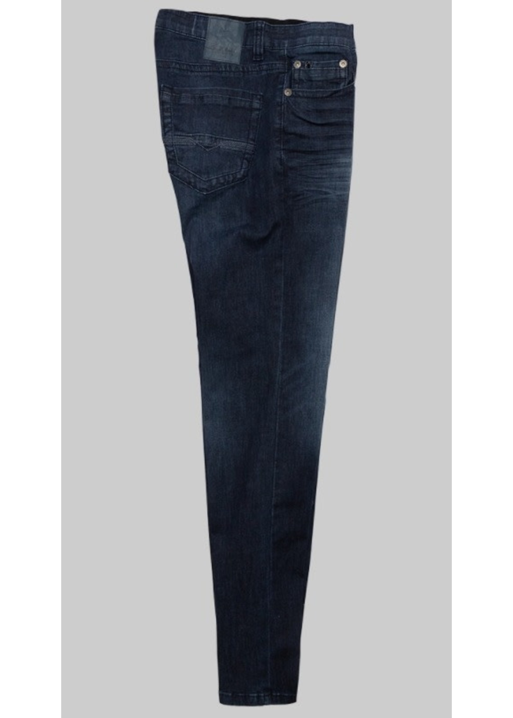 """Black Bull Apparel The """"Mad 7256"""" by Black Bull Jeans"""