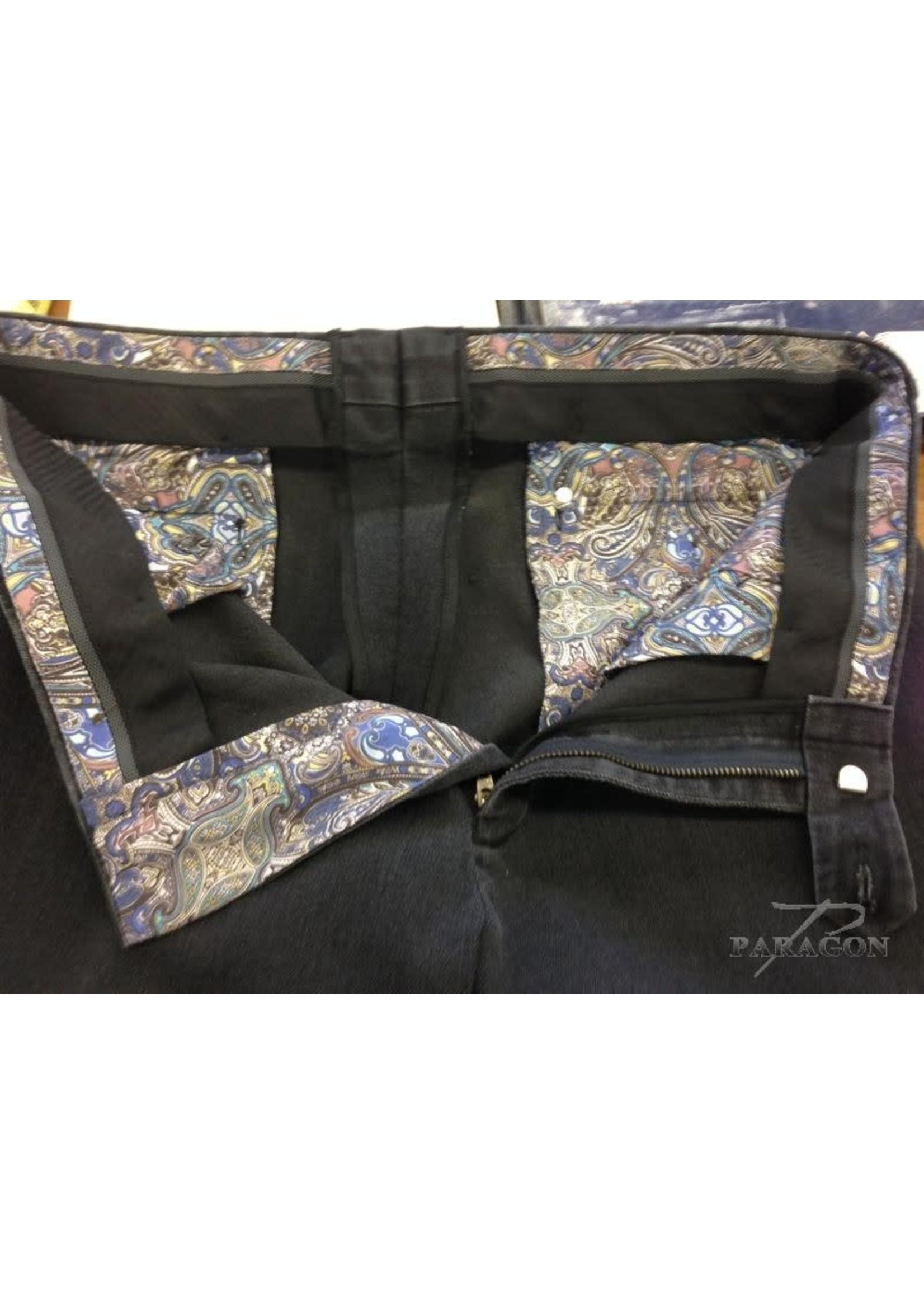 J Grill J.GRILL Trousers – Denim (Stretch) Full Top Pocket
