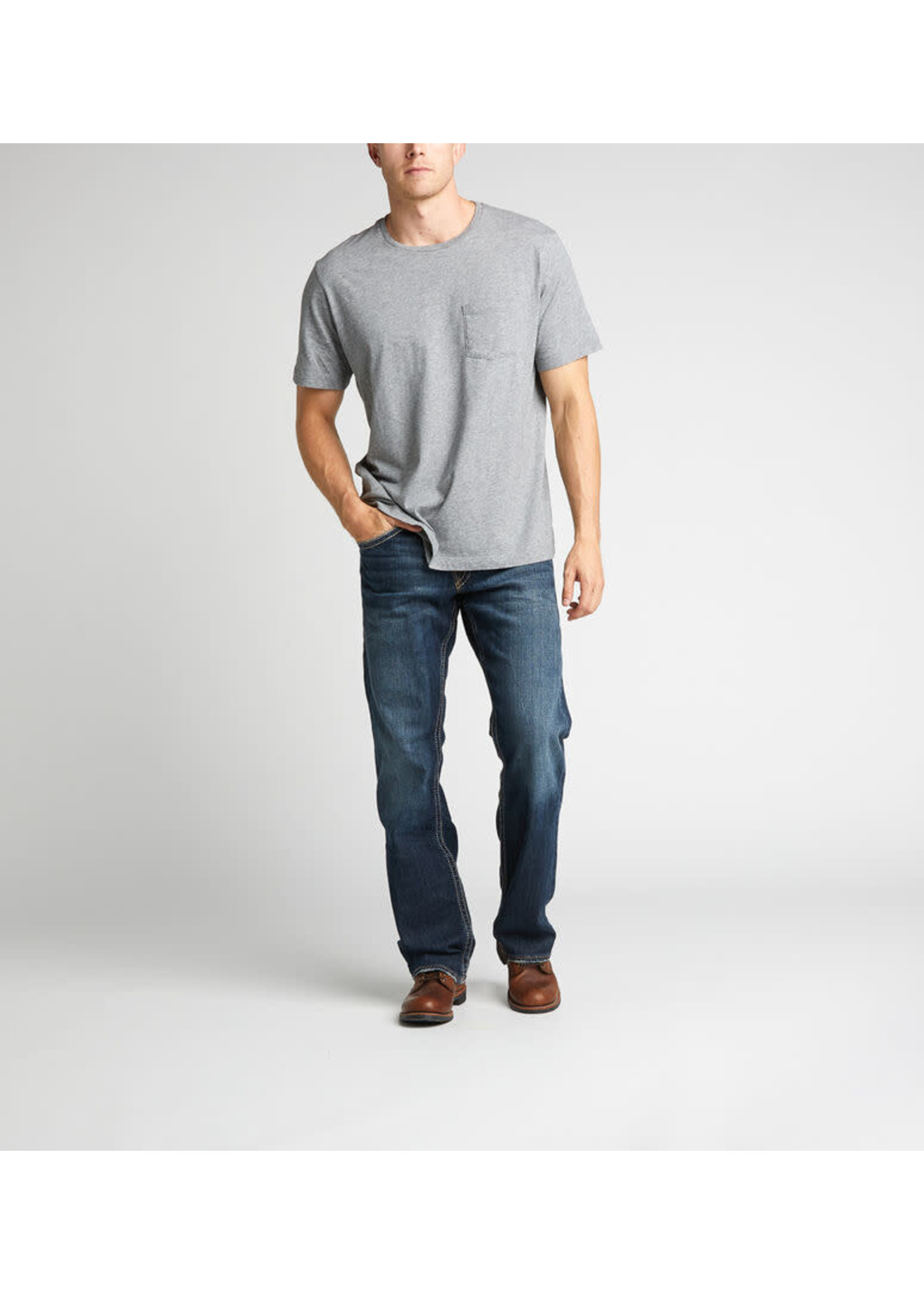 """Silver Jeans The """"Zac 418"""" by Silver Jeans"""