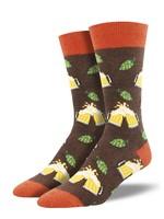 Socksmith Canada Inc Socksmith Canada - Graphic Cotton Crew - Hoppier