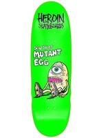 HEROIN SKATEBOARDS HEROIN - Dead Dave Mutant Egg 9.4