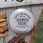 Earth & Anchor Soap Co Earth & Anchor Soap Co. - Seaweed Facial Bar