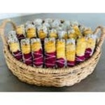 Pick Nicki Picki Nicki - White Sage w/ Dried Rose Petals Smudge Sticks in Bulk
