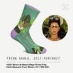Curator Socks Frida Self-Portrait Socks