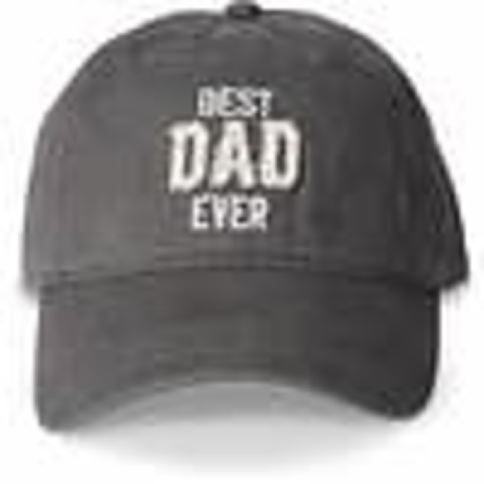 Pavillion Best Dad - Dark Gray Adjustable Hat