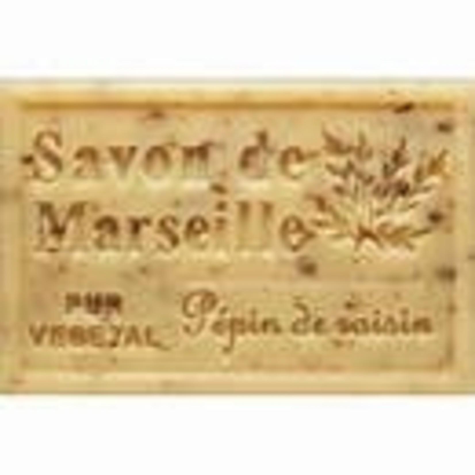 Marseille Soap Company Grape Seed | Savon de Marseille | French Soap 4.37 Oz