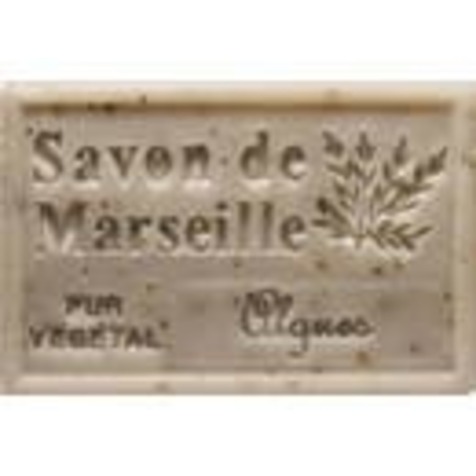 Marseille Soap Company Seaweed   Savon de Marseille   French Soap 4.37 Oz