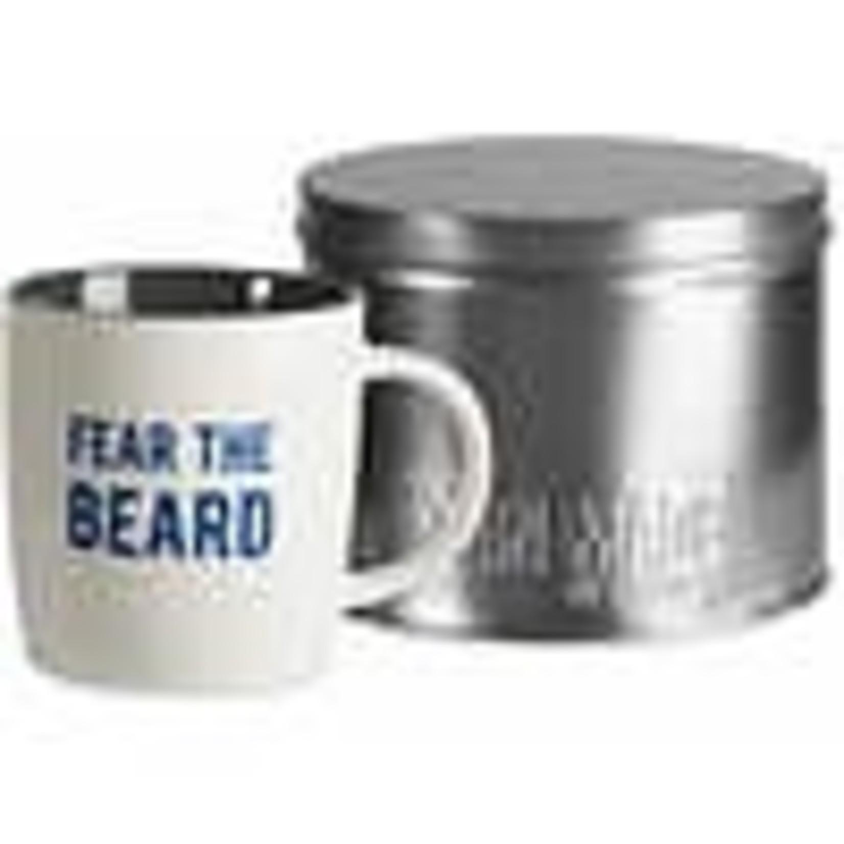 Pavillion Fear the Beard - 12 oz Cup with Gift Tin