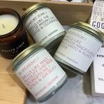 Anecdote Comfort Zone (Coffee & Cedarwood) Glass Jar Candle