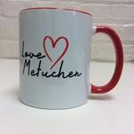 B.Berish Love (Heart) Metuchen Mug