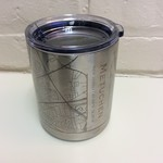 JACE design Metuchen NJ Map Insulated Cup