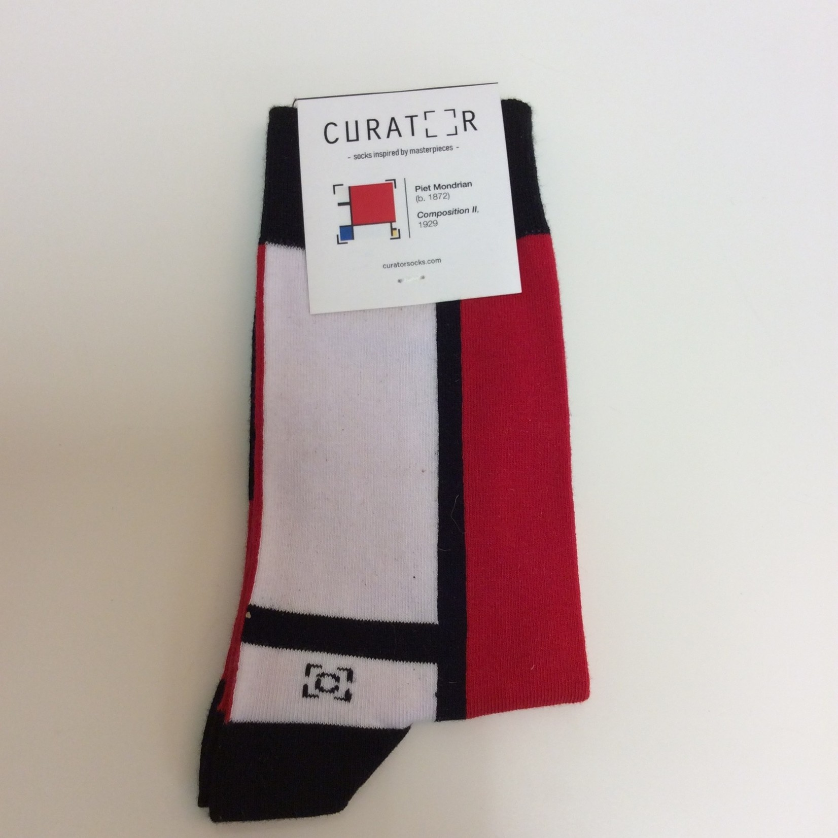 Curator Socks Composition II Socks