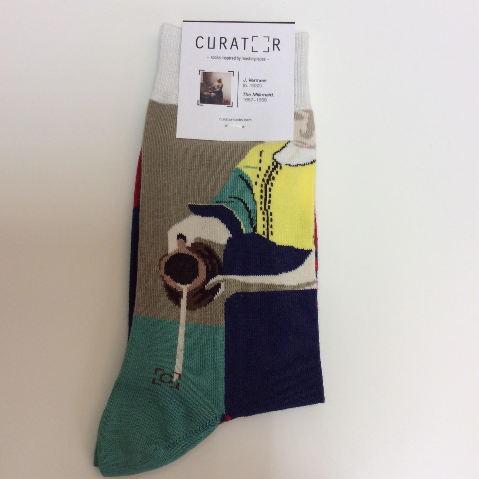 Curator Socks Milkmaid Socks