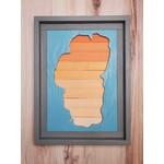 Logan Greenwood Lake Tahoe Orange Fade