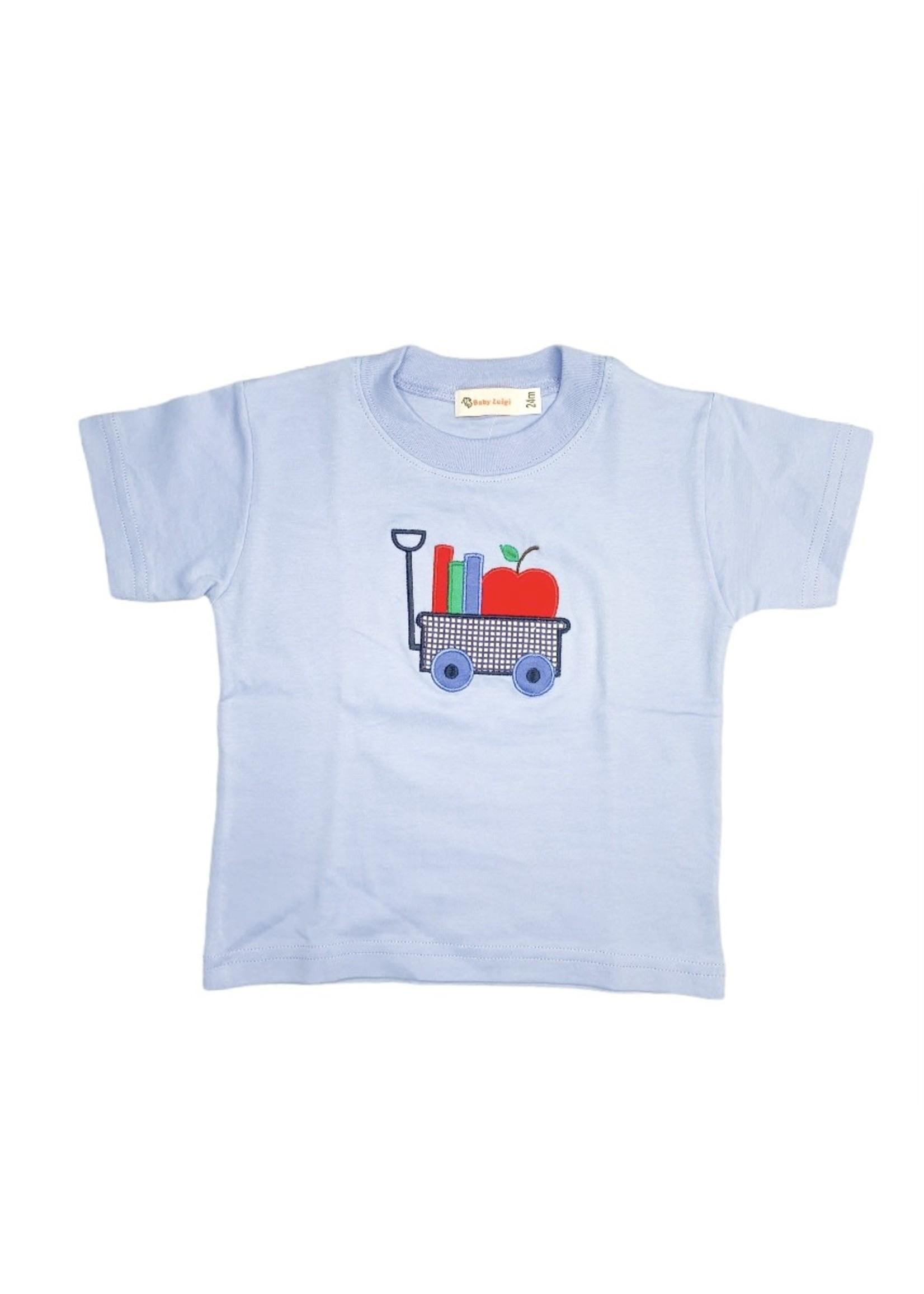 Luigi Boys Back to School Tshirt