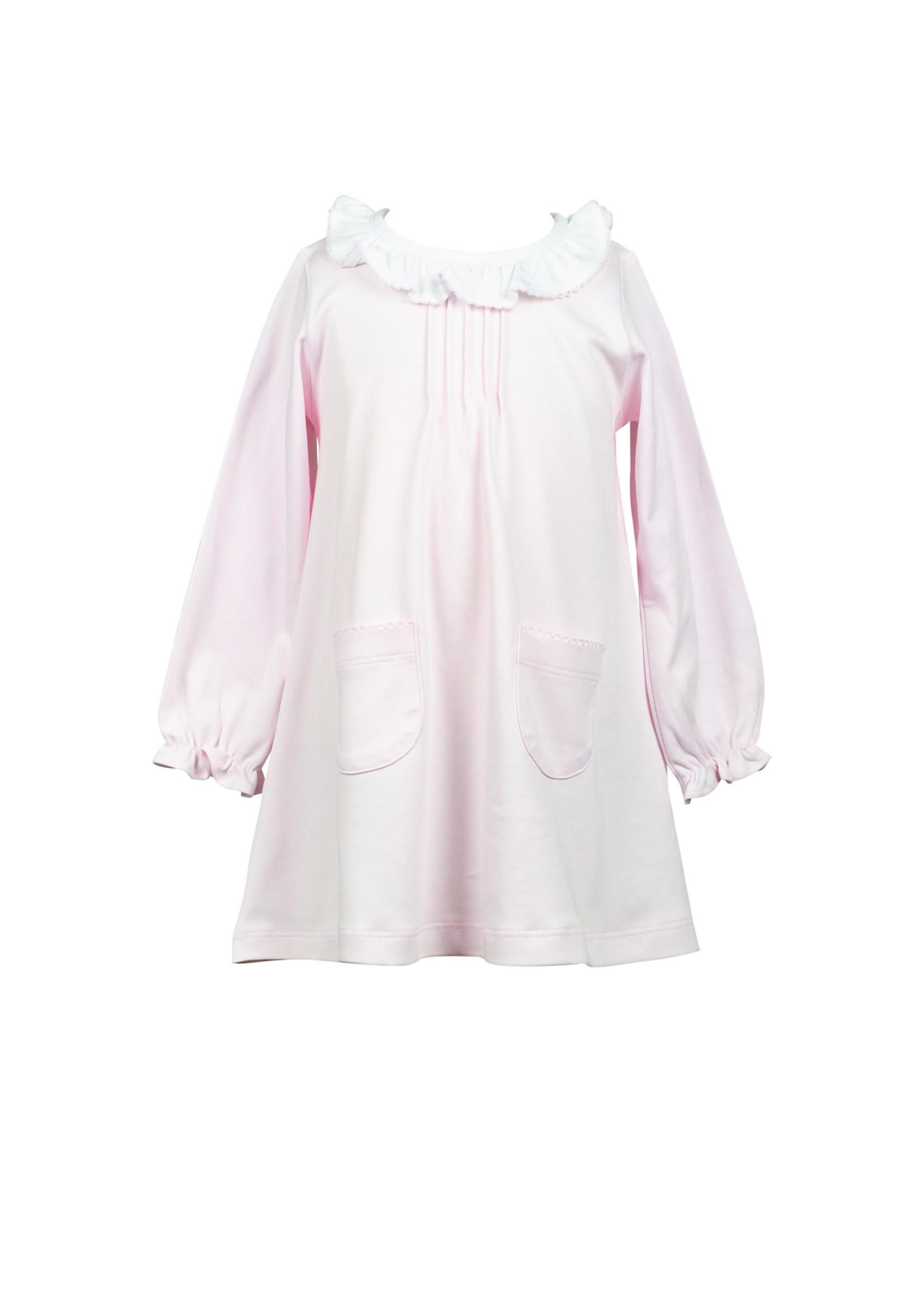 Proper Peony Pink Aline Dress