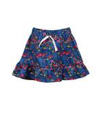Proper Peony Winter Berry Skirt