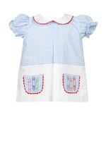 Proper Peony Carter Crayon Dress